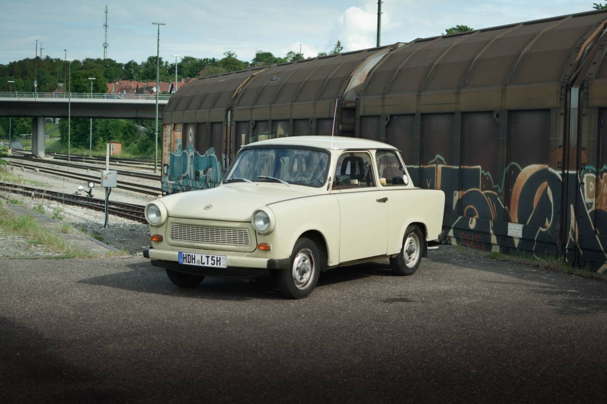 Trabant 601 S (teil Deluxe)